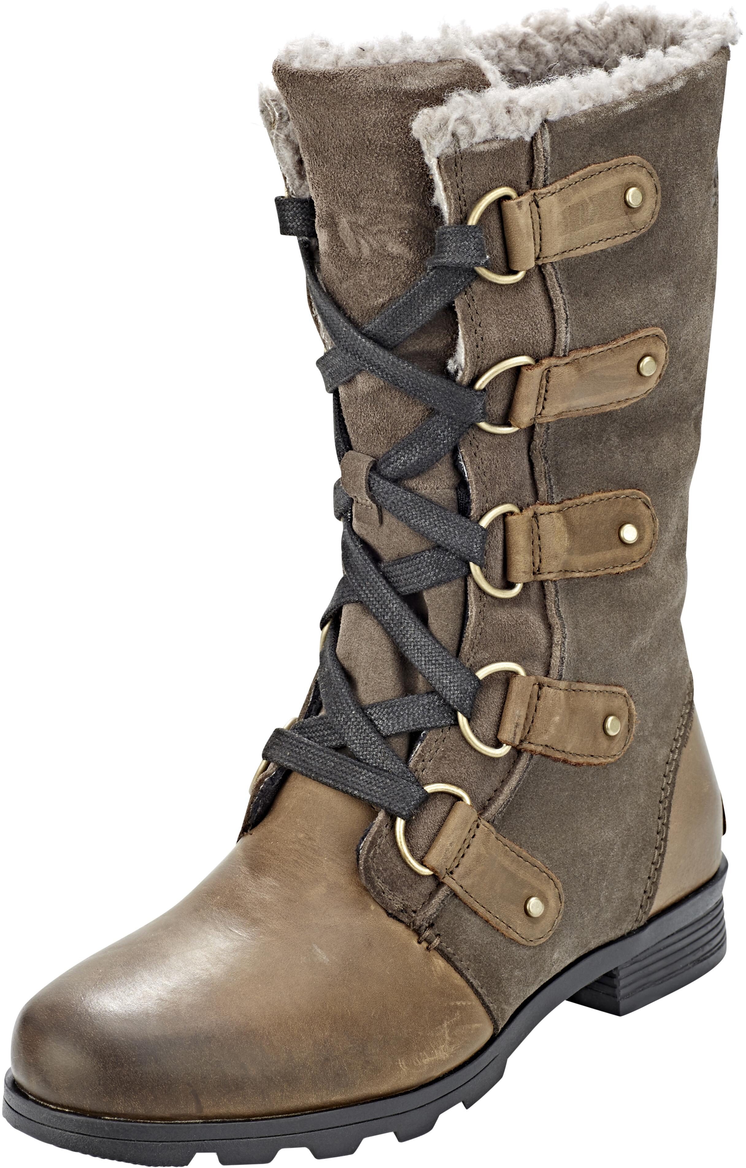 af6556698f07 Sorel Emelie Lace Boots Women brown at Addnature.co.uk